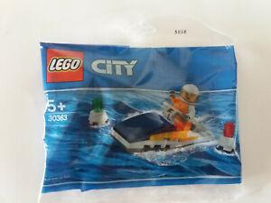 Brand New Lego - Jet-Ski (2019) - City - 30363 - Polybag/Promo Set BNIB