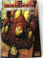 The Invincible Iron Man Volume 4 Stark Disassembled Marvel TPB Eisner Premier Ed