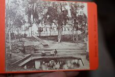 Small cabinet photo of Green Cove Springs swimming pool St Augustine FL 1800's