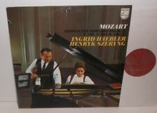 6500 053 Mozart Sonatas For Piano And Violin Ingrid Haebler And Henryk Szeryng