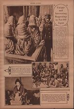 1920 Japan Tries Chinese Students in District Court+ Czech Soldiers in Tokio