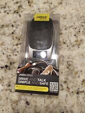 Jabra Drive BT SP Bluetooth In-Car Speakerphone Talk Safe Hands-Free NIB a8