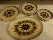 Tableware 1960-1979 Stoneware Dinner Plates