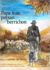 BERRY   PAPA JEAN BERRICHON    CARTIER OBCOWSKI   1992
