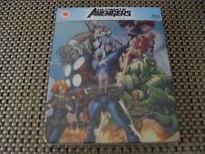 Blu Steel 4 U: Ultimate Avengers Collection : Ltd Ed Steelbook Sealed Marvel