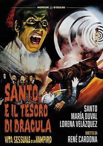 Santo Et Il Trésor De Dracula Spéciale ( Cel B/N + Intégrale Couleurs)