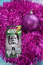 Stocking Filler Idea- STAR WARS Key blank -Storm Trooper-Free Post-DKSW4