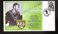 WALLY LEWIS BRISBANE BRONCOS ARL CAPTAINS RUGBY COVER