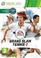 Grand Slam Tennis 2 Microsoft Xbox 360, 2012 NEU und versiegelt