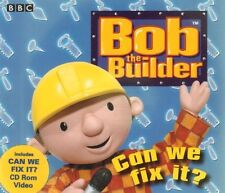 Bob the Builder - Can we fix it? CD Rom Video