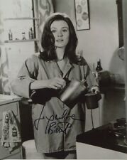 Jacqueline Bisset Signed Photo - Played Cathy in Bullitt - B969