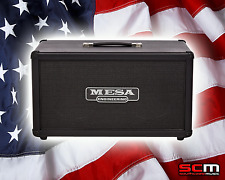 "Mesa Boogie 2x12"" 8Ω 120W Rectifier Compact Cabinet Celestion V30 New In Box"