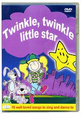 Twinkle Twinkle Little Star DVD  Childrens, Kids, Nursery Rhymes, Songs, *NEW*