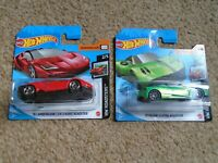 Hot Wheels 1:64 Vehicles HW Roadsters 2020 Series - Vehicle Choice: