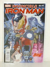 Invincible Iron Man #6 - Story Thus Far Variant - Tedesco - Deodato - Marvel