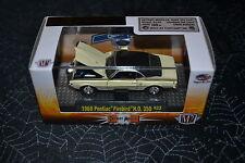 M2 Machines Castline Detroit Muscle 1968 Pontiac Firebird H.O. 350
