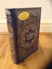 The Arabian Nights Leather Bound Book / fine binding