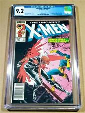 The Uncanny X-men #201 CGC 9.2 NM- 1st Appearance Baby Nathan Summers CABLE!