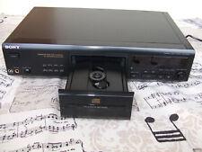 CD Laufwerk/ Player Sony CDP-XE800 überarbeitet mit hochwertigen Digitalausgang!