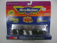 GALOOB THE ORIGINAL MICRO MACHINES *#14 Military II Collection* SCALE MINIATURES