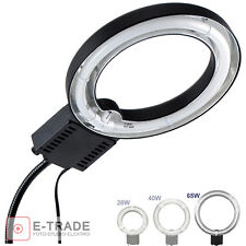65W RING LAMP RING LIGHT ringlight - FOR FACE MAKE UP make-up photography