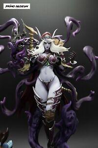 World of Warcraft - Sylvanas Windrunner | 1:4 Resin Statue | von Windseeker