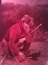 Davy Crockett Rose Negatives Disney TV Lot 5 Photos Set 1950s Rare Fess Parker