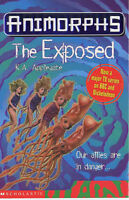 The Exposed (Animorphs), Applegate, Katherine , Acceptable | Fast Delivery