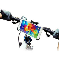 Bike Bicycle Motorcycle Handlebar Mount Holder Stand For Samsung Galaxy S5 I9600
