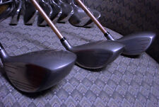 TSUNAMI  EAGLE LADIES LEFT HAND TITANIUM DRIVER, 3 WOOD, 5 WOOD   (3 CLUB SET)