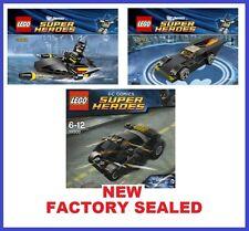 LEGO Super Heroes Batman minifig Jetski 30160 Batmobile 30161 TUMBLER 30300 NEW