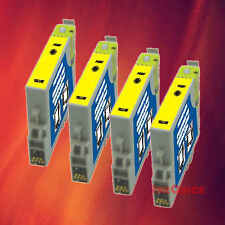4 T044420 T0444 YELLOW INK FOR EPSON C84WN C66 CX6600
