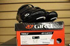 GIRO TREBLE ROAD SHOE SIZE 42 BLACK