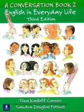 A Conversation Book 2: English in Everyday Life (Full Student Book) (Third