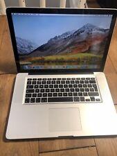 Apple MacBook Pro, A1286, 15.4 inch, 1TB SSD Drive, 8GB RAM
