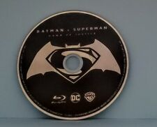 BATMAN VS SUPERMAN DAWN OF JUSTICE BLU-RAY DISC ONLY