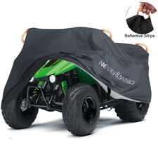 2Waterproof Quad Bike Trailable ATV Cover Storage For Polaris Outlaw 50 Outdoor