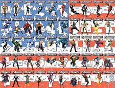US AVENGERS #1 53 DIFFERENT VARIANT COVER & STANDARD COVER SET (54 COMIC SET)