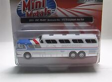 GMC PD 4501 Pepsi Greyhound Bus New York 1:87 Classic Metal Works 33111
