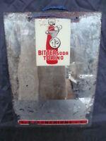 Specchio Bitter Soda Torino Ponchione old vintage bar pubblicità promo italy