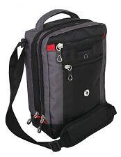 WENGER Accessories Vertical Boarding Bag Tasche Umhängetasche Herren Schwarz Neu
