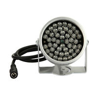 2pcs 48 LED Illuminator Light CCTV IR Infrared Night Vision Lamp For Camera HY