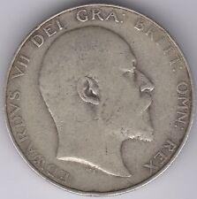 More details for 1908 edward vii half crown | british coins | pennies2pounds