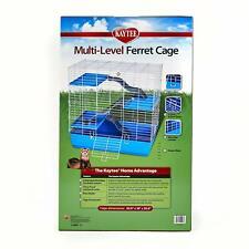 """Kaytee Multi-Level Ferret Cage 30.5""""L x 18""""W x 30.5""""H (100513102) Chinchillas N"""