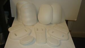 Battle - Hip, Tailbone,Thigh & Knee, 7 pad Set. Offers accepted. See Details
