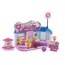 Construction Shopkins Cupcake Cafe Complete Set