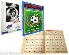 ALBUM FIGURINE CALCIATORI EDIS 1985 / 86 vuoto
