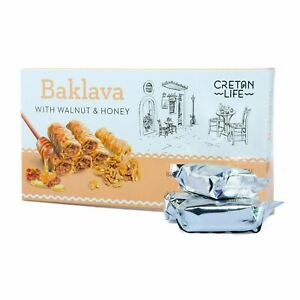 Baklava with Walnut Honey (Individually Wrapped)