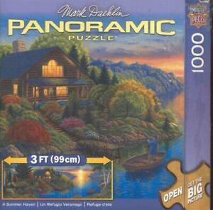 Mark Daehlin 1000 Pc Jigsaw Puzzle A Summer Haven