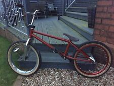 Custom Fit Co Bmx Bike